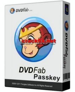 DVDFab Passkey Lite 9.3.9.9 Crack + Patch 2020 Download - [Mac + Win]