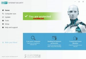 ESET Internet Security 14.2.10.0 Crack with License Key 2021 [Premium]
