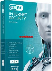 ESET Internet Security 12.2.23.0 Crack with License Key 2019 [Premium]