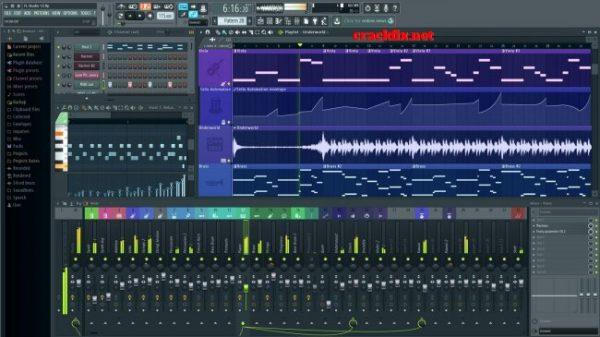 FL Studio 20.5.1 Build 1188 Crack + License Key 2019 Free [Updated]