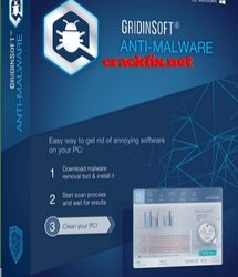 GridinSoft Anti-Malware 4.0.46 Crack + Activation Code Latest Version!