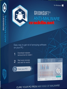 GridinSoft Anti-Malware 4.1.61 Crack + Serial Key 2020 Latest - [Mac+Win]