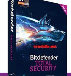 Bitdefender Total Security 2020 Crack + Activation Key Download [Updated]