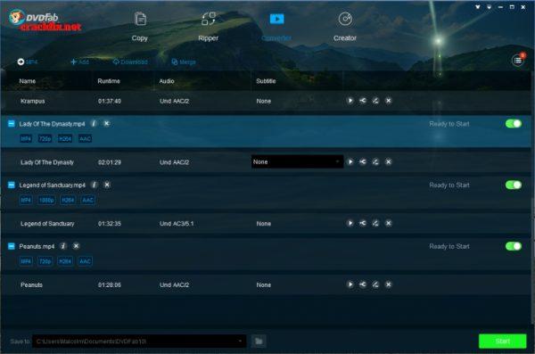 DVDFab 11.1.0.6 Crack + Serial Key 2020 Latest Version Free - [Torrent]