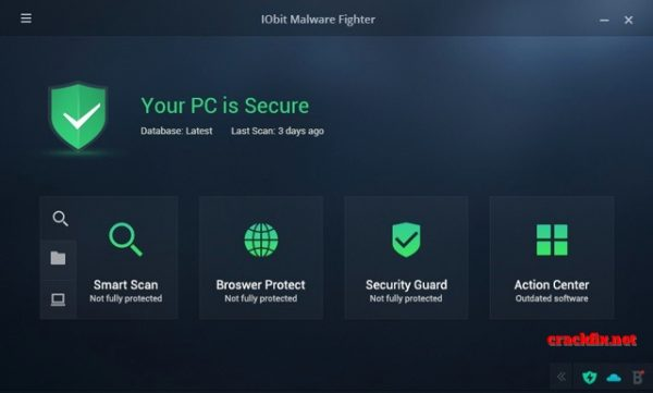 IObit Malware Fighter Pro 7.1.0 Serial Key Full Version Download [2019]