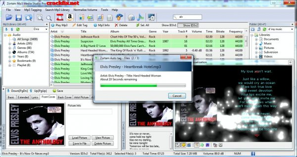 Zortam Mp3 Media Studio 25.35 Crack + Activation Key 2019 Download
