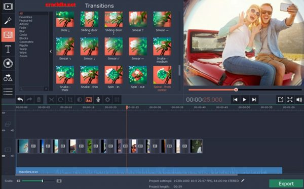 Movavi Video Editor 15.4.0 Crack + Activation Key 2020 Free [Latest]