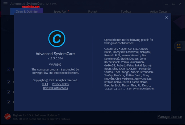 Advanced SystemCare 13.0.0.110 Beta + Crack 2019 Free Download