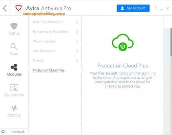 Avira Antivirus Pro 2021 Crack + License Key Free Download