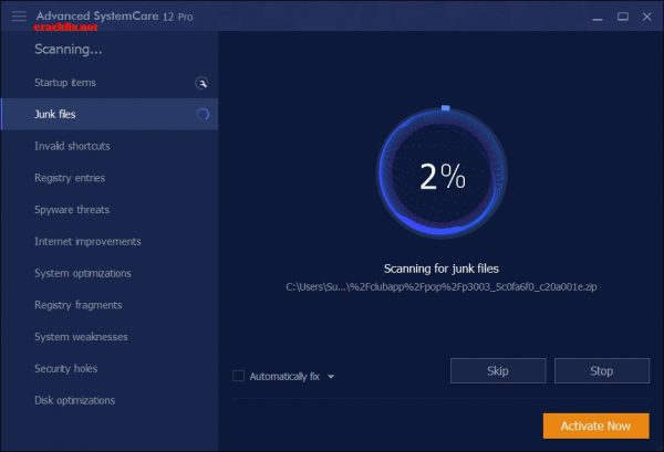 Advanced SystemCare PRO 12.5.0.355 Final Version 2020 Free [Updated]