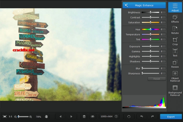 Movavi Photo Editor 6.0.0 Crack & Portable Full Version 2019 [Lifetime]