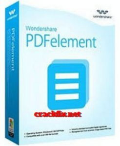 Wondershare PDFelement Pro 7.6.5.4955 Crack + Serial Key 2020 - [Free]