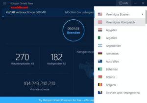 Hotspot Shield 10.6.0 Crack + Premium Full Keygen 2020 Free - [Lifetime]