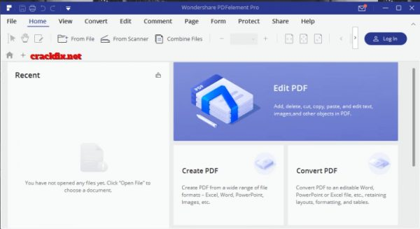 Wondershare PDFelement Pro 7.6.5.4955 Crack + Serial Key 2020 - [Free]