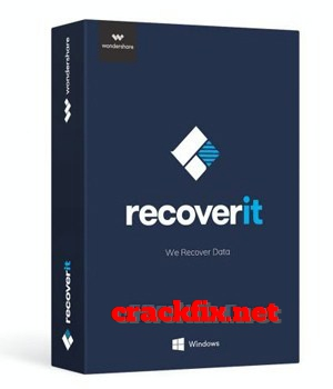 Wondershare Recoverit 9.0.2 Carck + Registration Code 2020 [Torrent]