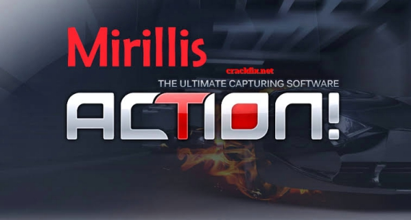 Mirillis Action! 4.11.1 Crack With Serial Full Keygen 2020 Free - [Latest]