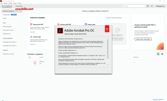 Adobe Acrobat Pro DC 2020.012.20048 Crack + Mac Download [Latest]