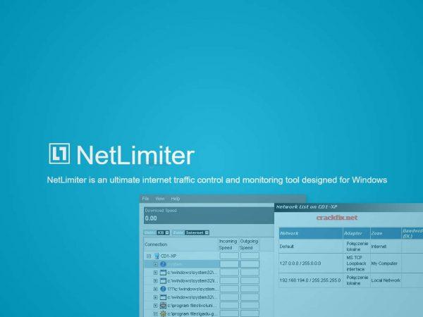 NetLimiter 4.0.67.0 Crack & Ultimate Serial Keygen 2020 Download