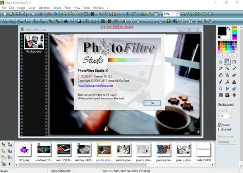 PhotoFiltre Studio X 10.14.1 Crack & Registration Key 2021 Latest