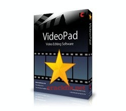 VideoPad Video Editor 8.82 Crack & Registration Code 2020 - Latest