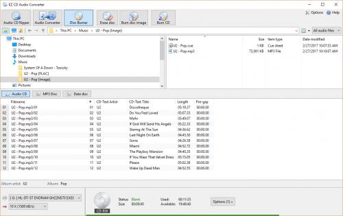 EZ CD Audio Converter 9.1.6.1 Crack + Serial Key 2020 Download