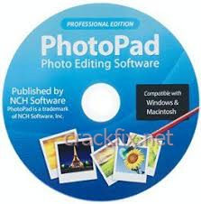 PhotoPad Image Editor Pro 6.51 Crack With Key 2020 Free Download