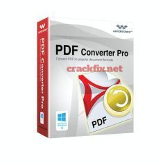 Wondershare PDF Converter Pro 5.1.0.126 Crack Full Serial Keygen 2020