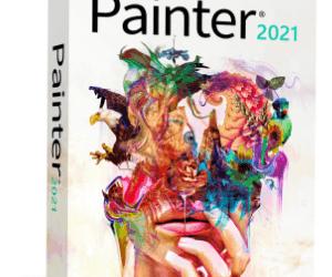Corel Painter 2021 21.0.0.211 Crack + Registration Code Free - {Mac]