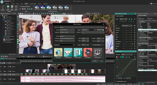 VSDC Video Editor Pro 6.5.2.204 Crack Full Patch & Registration Code 2020