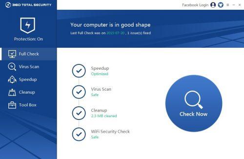 360 Total Security 10.8.0.1234 Crack & Full License Key 2021 Free